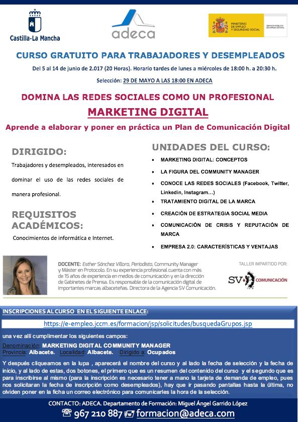 curso 20 horas marketing digital