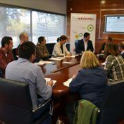 Imagen de empresarios de Campollano por ADECA
