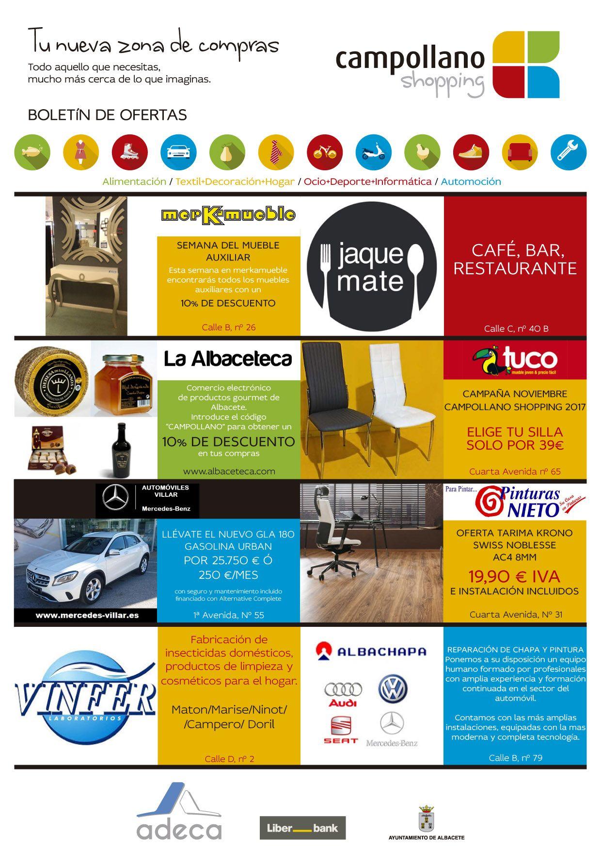 Campollano Shopping ADECA