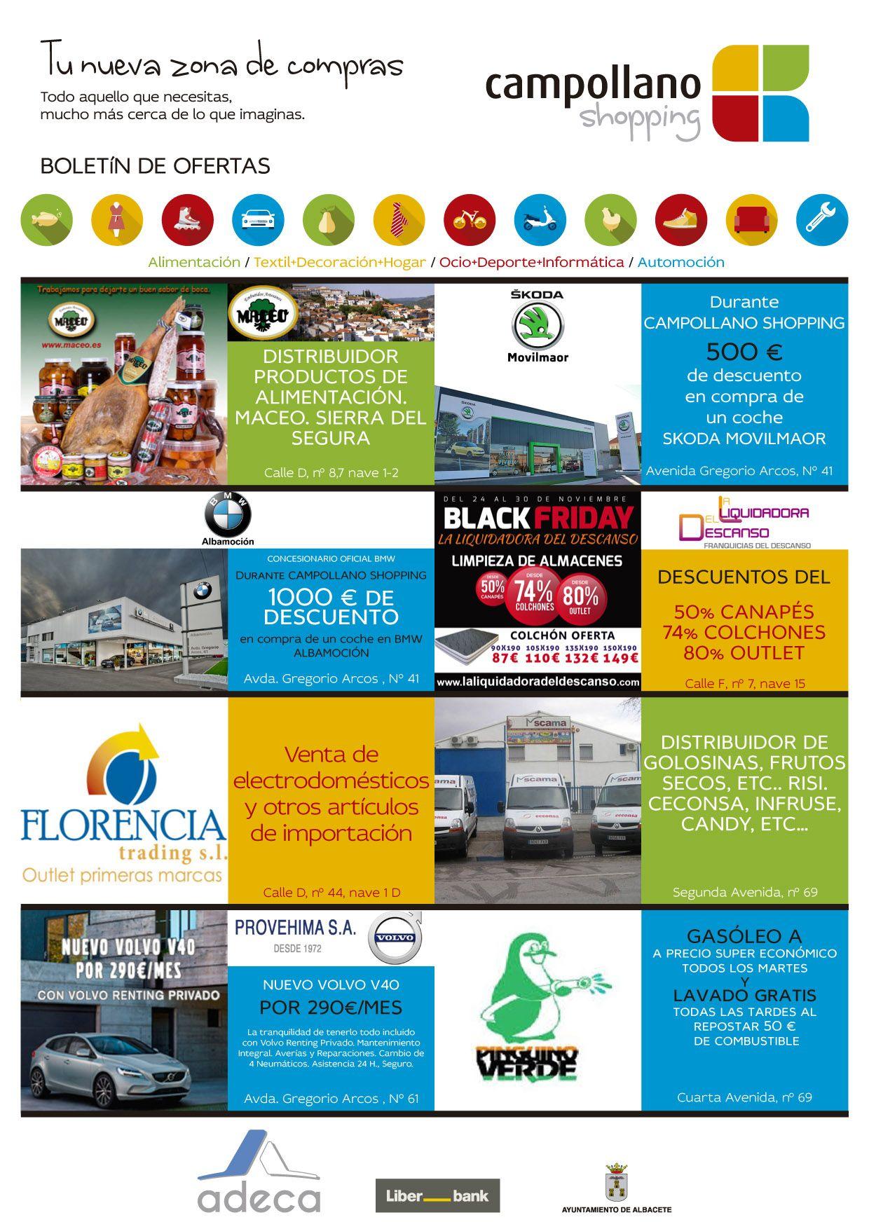 Imagen de Campollano Shopping ADECA