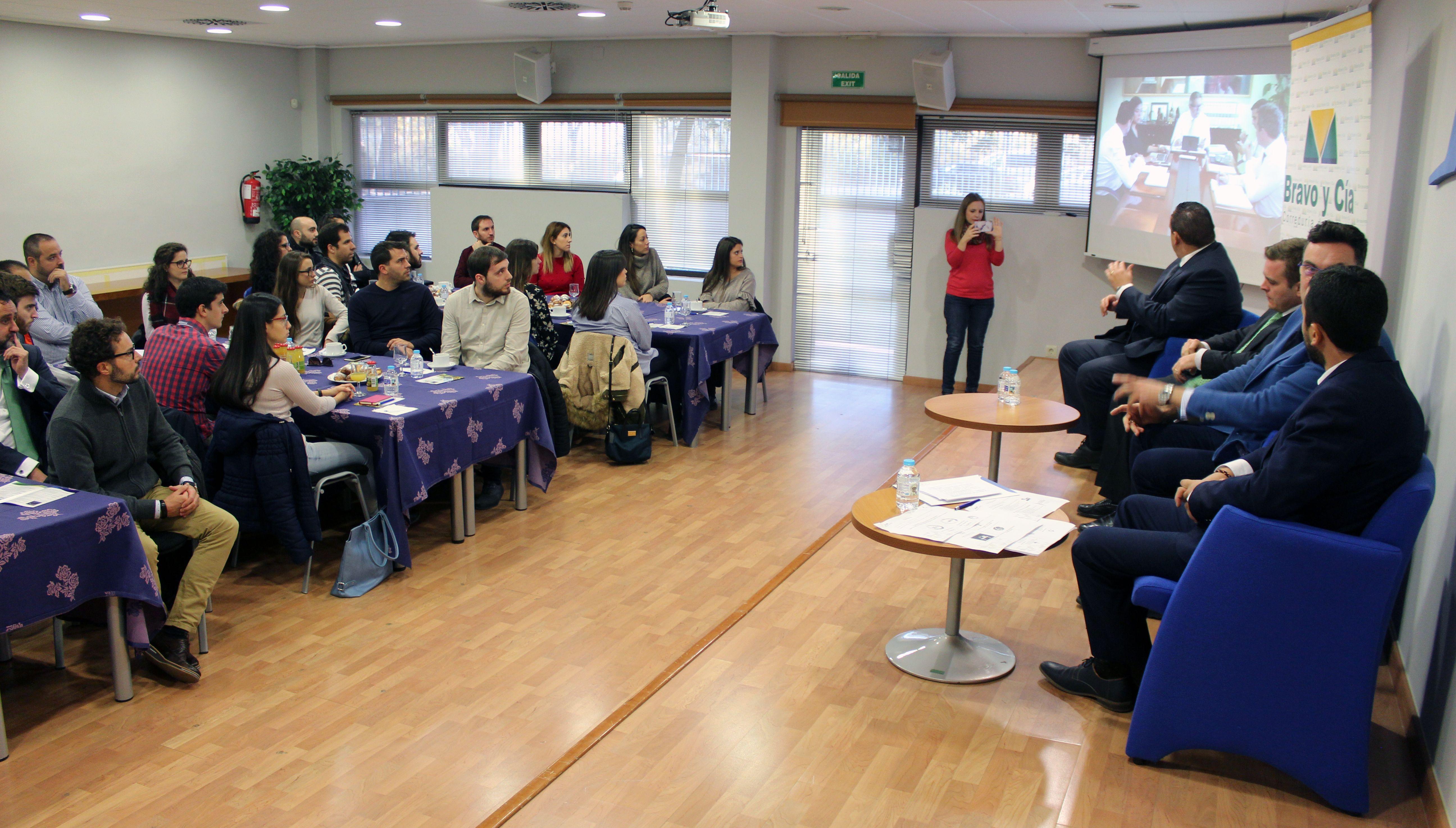 Fotografía Encuentro Empresarial ADECA