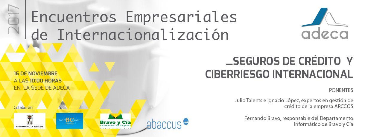 Encuentro Empresarial Bravo y Cía ADECA