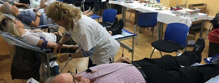Fotografía de ADECA Donantes de Sangre