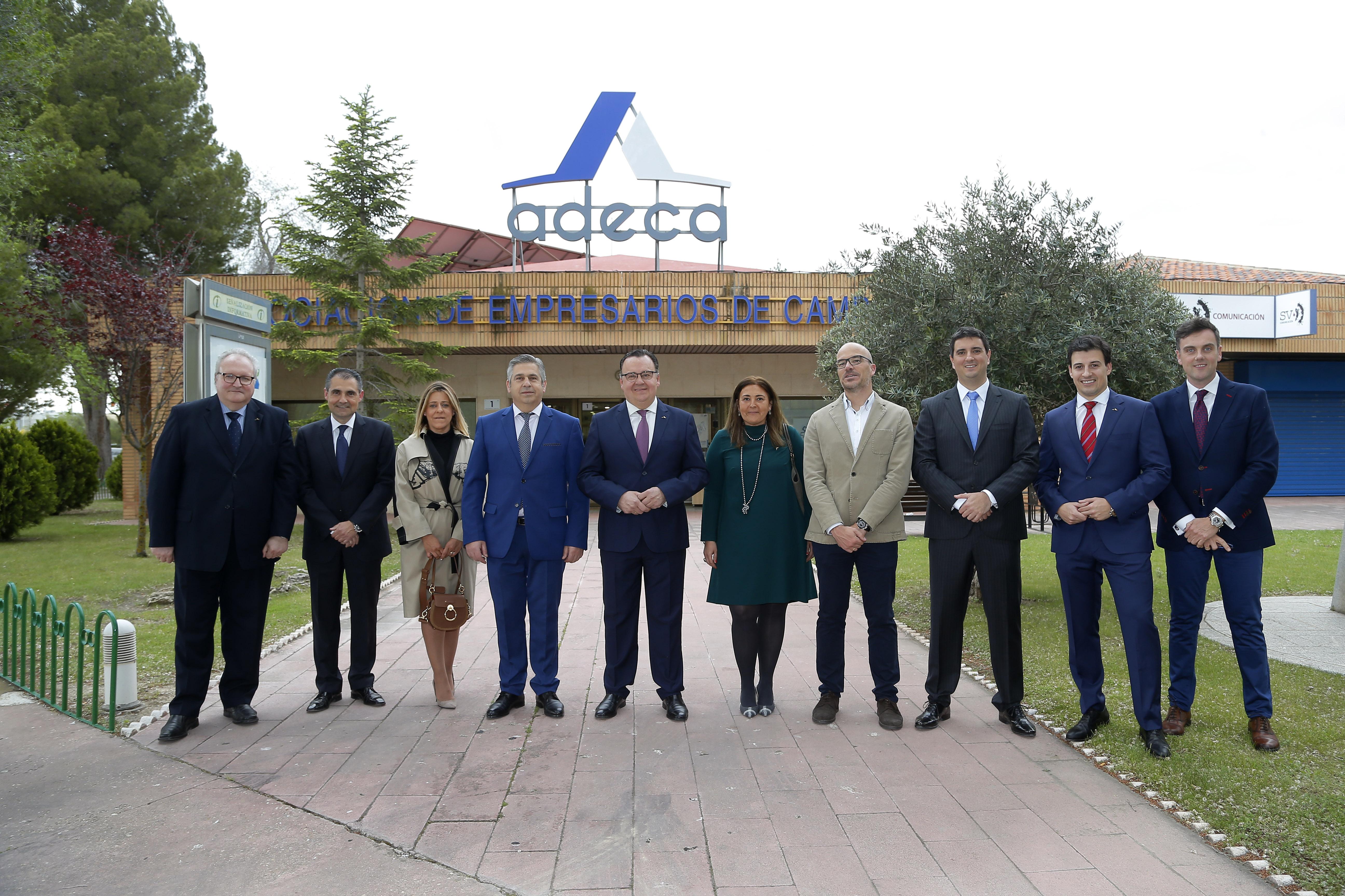 junta directiva ADECA