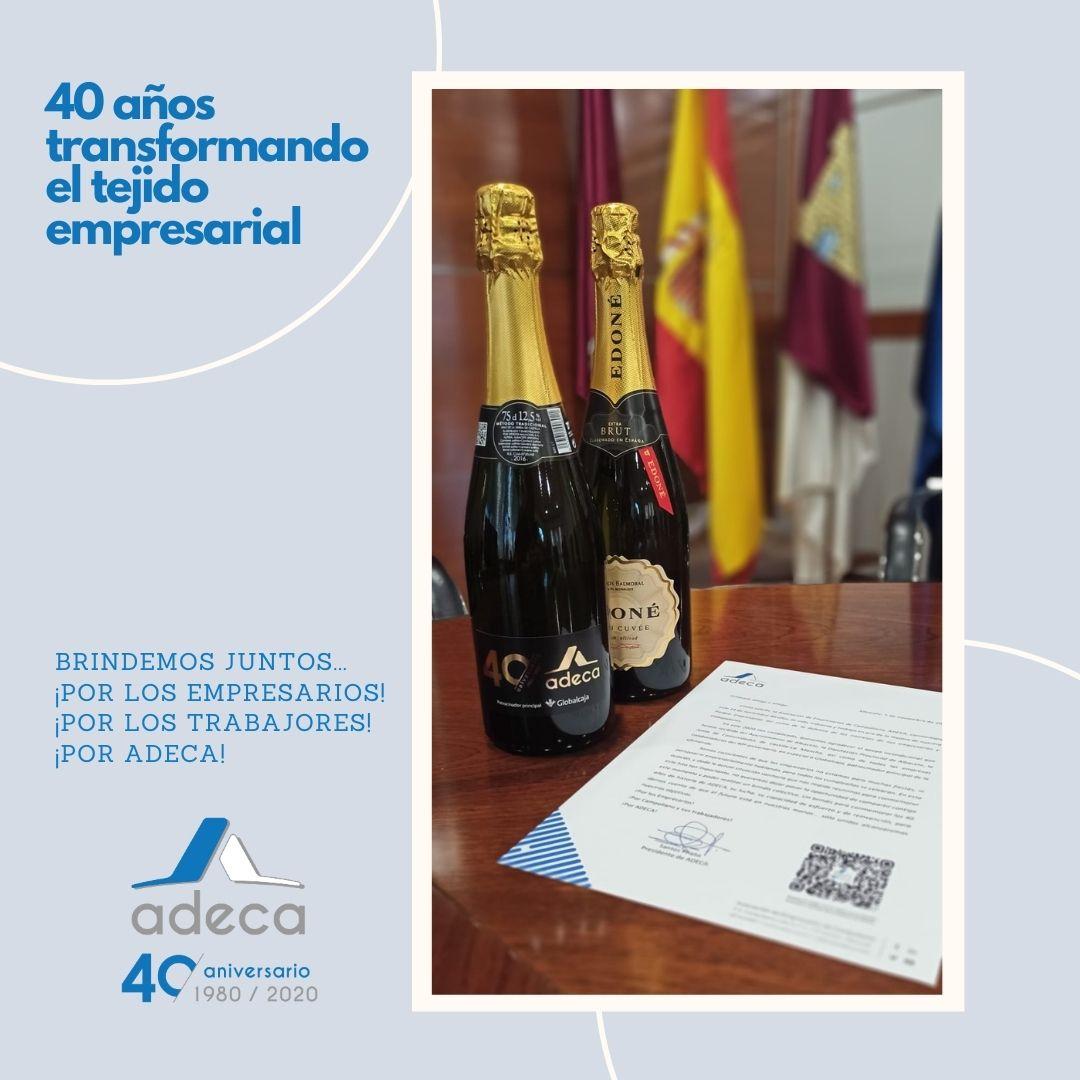 ADECA 40 aniversario