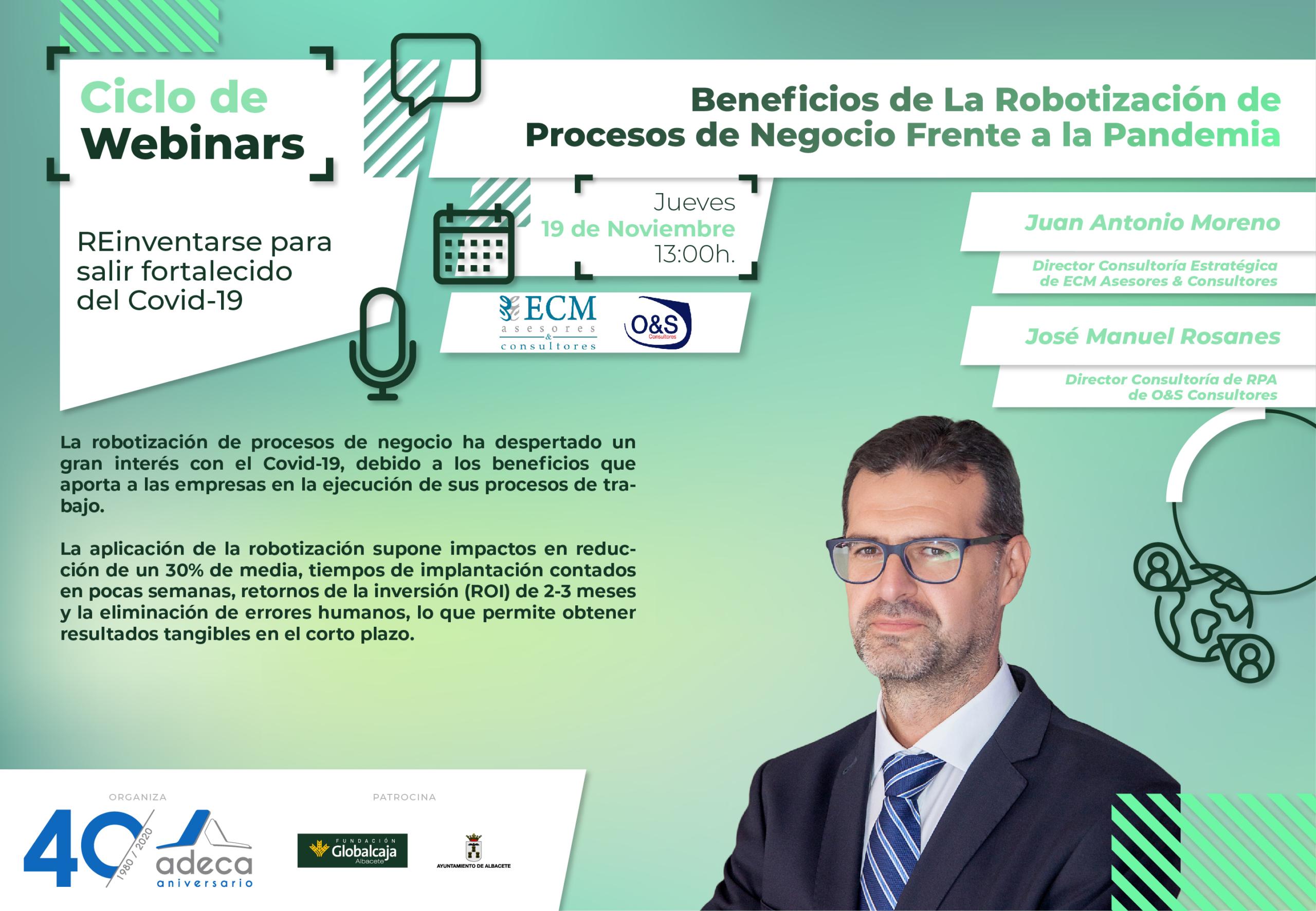 webinar robotizacion
