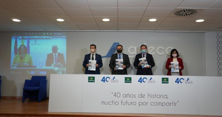 Balance 40 aniversario ADECA y presentación revista especial
