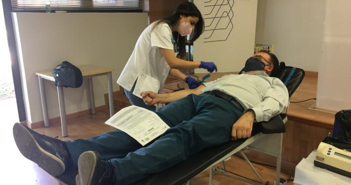 ADECA donacion de sangre