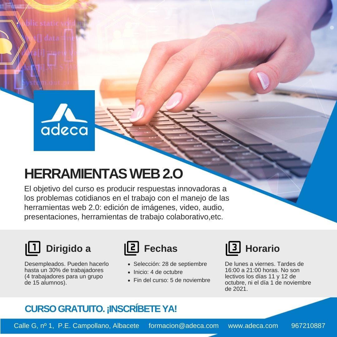 curso herramientas web gratis